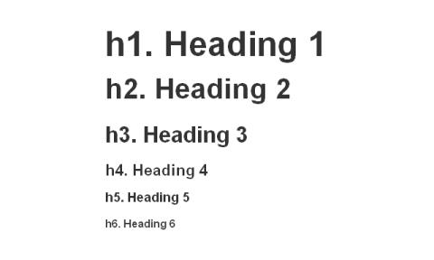 html-tags
